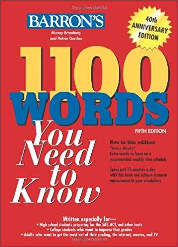 دانلود کتاب 1100 کلمه به صورت رایگان و با لینک مستقیم از شاه آزمون
